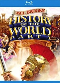 Post image for How It Should Have Happened – A review of <em>History of the World Part 1</em> (1981)