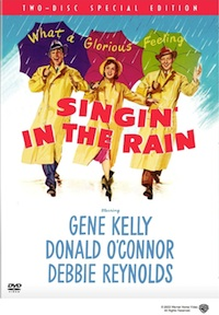 Post image for I'm Singing in the…Milk – A review of <em>Singin' in the Rain</em> (1952)