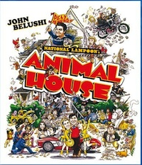 Post image for On the Origin of Toga Parties – A Review of <em>Animal House</em> (1978)